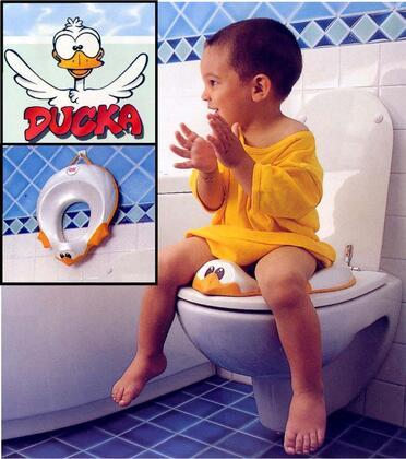 PRIMO Image 785W DUCK A Toilet Seat