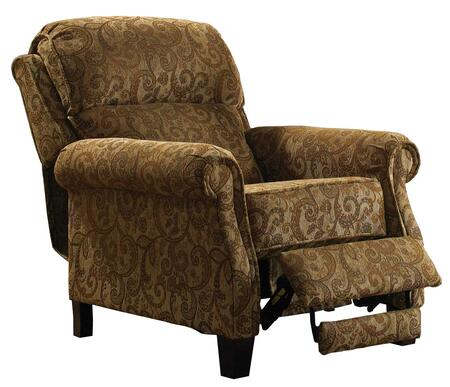 Jackson Furniture 426001 Traditional Fabric Wood/Steel Frame  Recliners