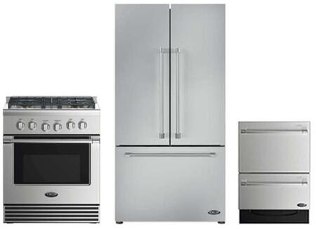 DCS 736344 Kitchen Appliance Packages