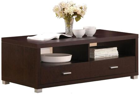 Acme Furniture 06612 Espresso Contemporary Table