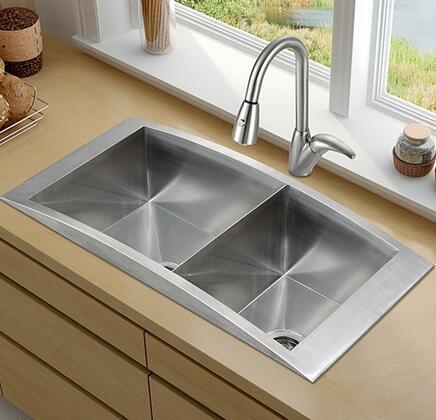 Vigo VG15117 Kitchen Sink