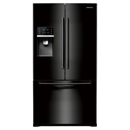 Samsung Appliance RFG29PHDBP  French Door Refrigerator with 28.5 cu. ft. Total Capacity 5 Glass Shelves