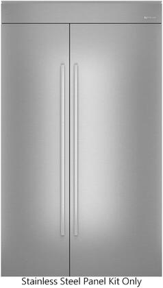 "Jenn-Air JPK48SNXET Stainless Steel Panel Kit for 48"" Side by Side Refrigerator"