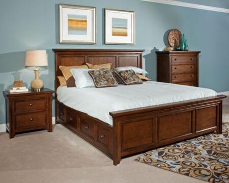 Broyhill ABBOTTBAYBEDQSET4 Abbott Bay Bedroom Sets