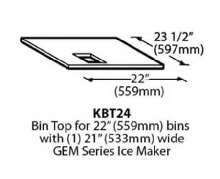 Ice-O-Matic KBT24