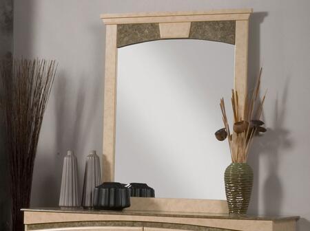 Sandberg 43510 Beverly Series Rectangular Dresser Mirror