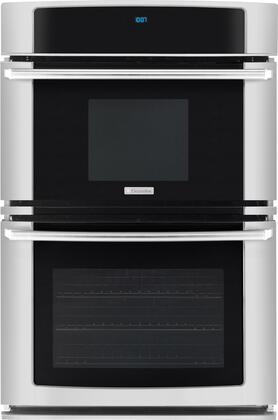 "Electrolux EW27MC65JS 24.5"" Double Wall Oven |Appliances Connection"