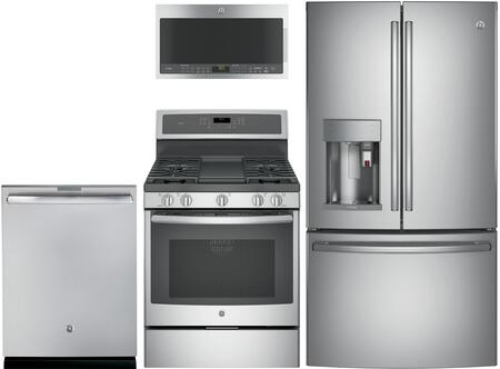 GE Profile 714823 Kitchen Appliance Packages