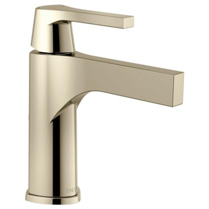 Zura  574-PNMPU-DST Delta Zura: Single Handle Lavatory Faucet in Polished Nickel