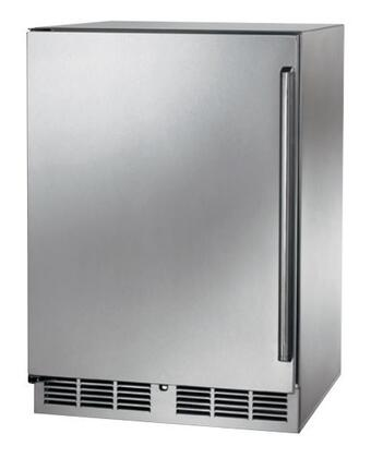 """Perlick HP24C -use 24"""" Dual Zone Signature Series 5.0 cu.ft. Capacity Refrigerator / Wine Reserve with"""