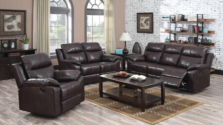 Acme Furniture 50855slr Dyson Living Room Sets