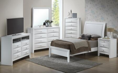 Glory Furniture G1570ATBSET Twin Bedroom Sets