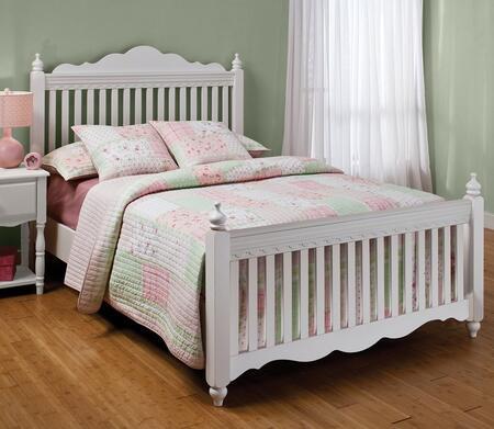 Hillsdale Furniture 1528BFR Lauren Series  Full Size Poster Bed