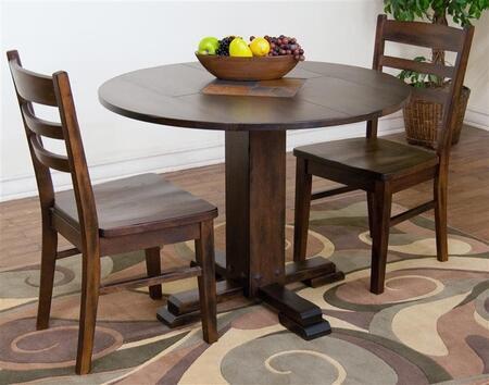 Sunny Designs 1233DCDT2C Santa Fe Dining Room Sets