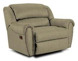 Lane Furniture 21414102517 Summerlin Series Transitional Fabric Wood Frame  Recliners