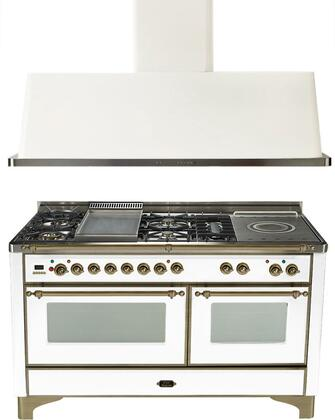 Ilve 721116 Majestic Kitchen Appliance Packages