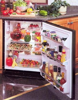 Marvel 60ARSSFLR  Counter Depth All Refrigerator with 6.1 Cu.Ft. Capacity in Stainless Steel