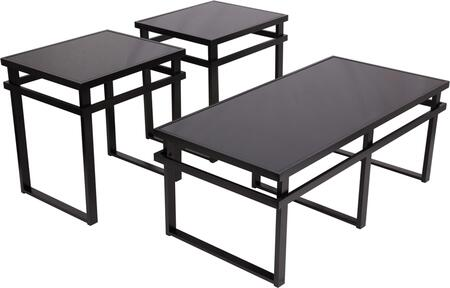 Laney 3 Piece Occasional Table Set
