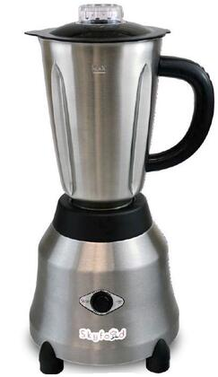 Skyfood L1.5 48 oz. Blender with 18,000 RPM, 1-Peak Horsepower, Stainless Steel Blade and Container