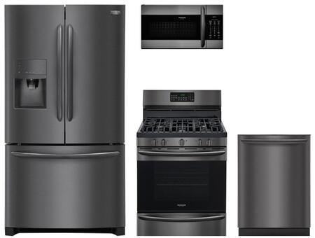 Frigidaire 811686 Gallery Kitchen Appliance Packages