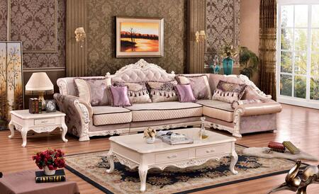 Meridian 696LSSEC Arturo Living Room Sets