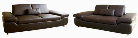 Wholesale Interiors LUXURYSETBROWN Global Furniture USA Livi