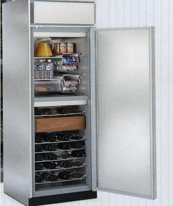 "Northland 24BCSGR 24"" Built-In Wine Cooler"