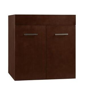 "Ronbow 011223- Bella 23"" Wall Mount Vanity Cabinet with Hidden Drawer:"