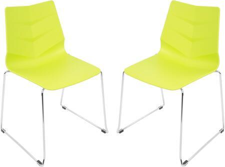 LumiSource Arrow Dining Chair