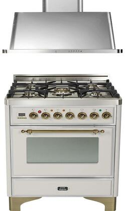 Ilve 719908 Majestic Kitchen Appliance Packages