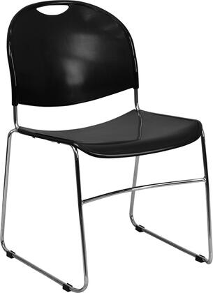 "Flash Furniture RUT188BKCHRGG 19.5"" Contemporary Office Chair"