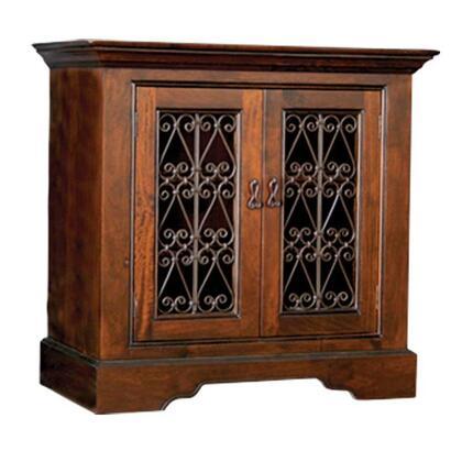 Home Trends & Design FCAPC39P Freestanding Wood Cabinet