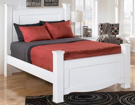Signature Design by Ashley B27061666899 Weeki Series  King Size Poster Bed