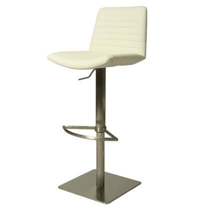 Pastel Furniture QLBK219221 Berkeley Hydraulic Swivel Barstool