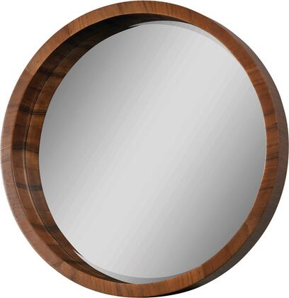 Ren-Wil MT1006  Round Both Wall Mirror