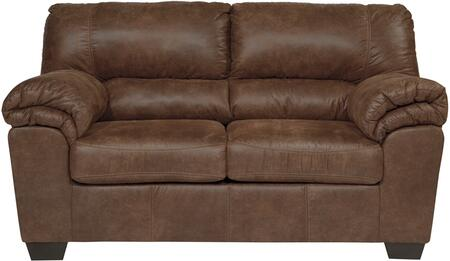 Flash Furniture FSD1209LSCOFGG Bladen Series Faux Leather Stationary with Metal Frame Loveseat