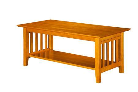 Atlantic Furniture AH1520 Mission Coffee Table