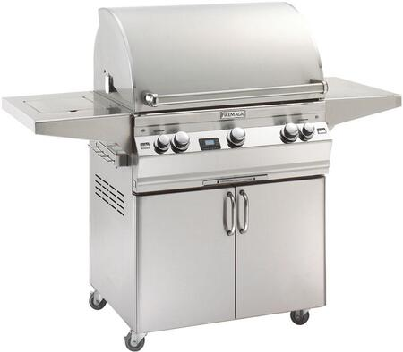 FireMagic A660S2E1N61 Freestanding Natural Gas Grill