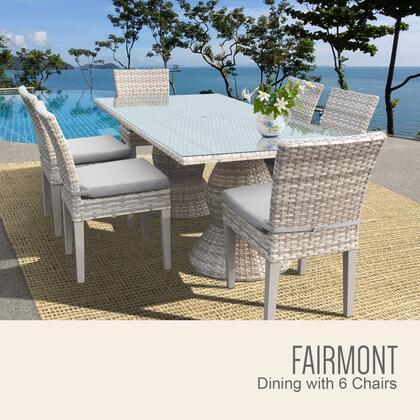 FAIRMONT RECTANGLE KIT 6C GREY
