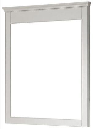 Avanity WINDSORM34WT Windsor Series Rectangular Portrait Bathroom Mirror