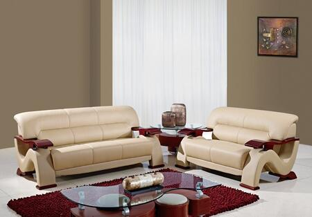 Global Furniture USA U2033CAPPSLC Living Room Sets