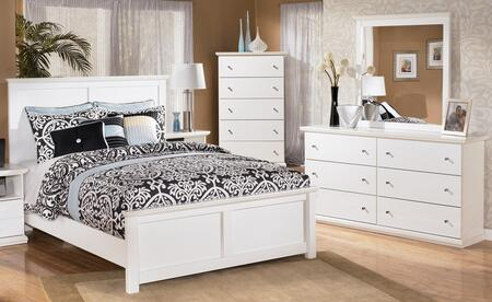 Milo Italia BR219QPBDMC Melton Queen Bedroom Sets