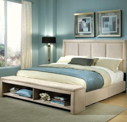 Standard Furniture 55151 Matisse Series  Queen Size Bed