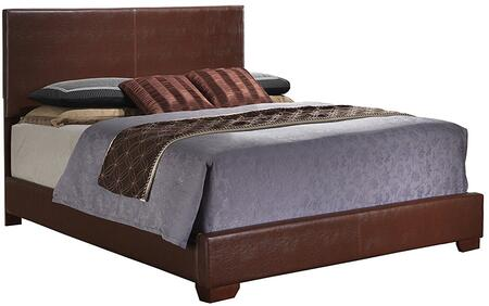 Glory Furniture G1855QBUP  Queen Size Panel Bed