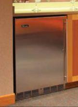 "Perlick HA24WB1L 23.88""  Freestanding Wine Cooler"