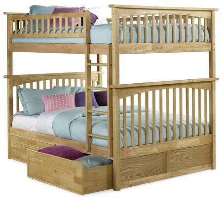 Atlantic Furniture AB55515  Bunk Bed
