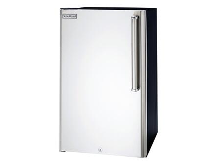 FireMagic 3590DX Outdoor-Rated, Premium Refrigerator with Security Lock and Key, Included Handle, 4.2 Cubic Feet