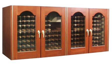 """Vinotemp VINO400CREDPROGO 88"""" Wine Cooler"""