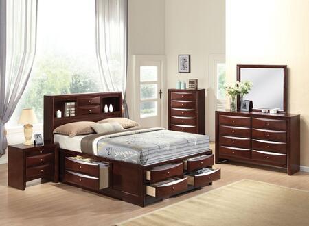 Acme Furniture 21590F5PC Ireland Full Bedroom Sets
