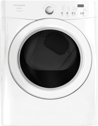 Frigidaire FAQE7021LW Electric Affinity Series Electric Dryer